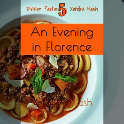 An Evening in Florence - Dinner Party how-to by Party Planner Xandra Nash